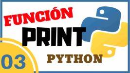 Print en Python