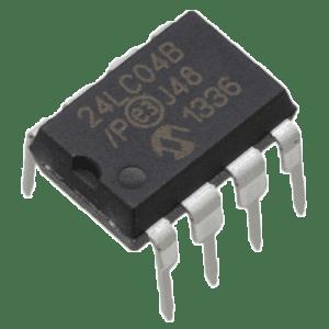 13. Almacenamiento en memoria externa EEPROM