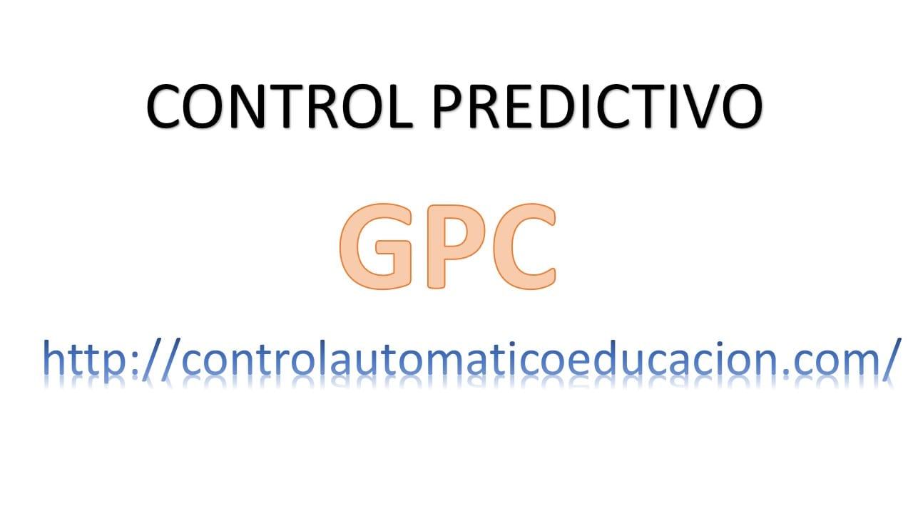 Control GPC