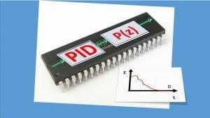 Control PID con microcontrolador PIC