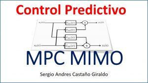 MIMO MPC