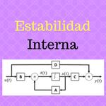 7.2. Estabilidad Interna