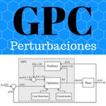 Control Predictivo GPC con Perturbaciones