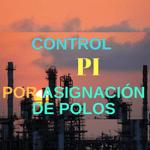 Control PI asignacion de polos