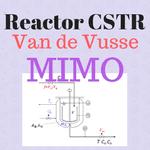 Linealización de un Reactor de Van de Vusse NO Isotérmico (Proceso MIMO)
