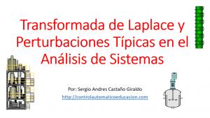 6. Transformada de Laplace en Análisis de Sistemas
