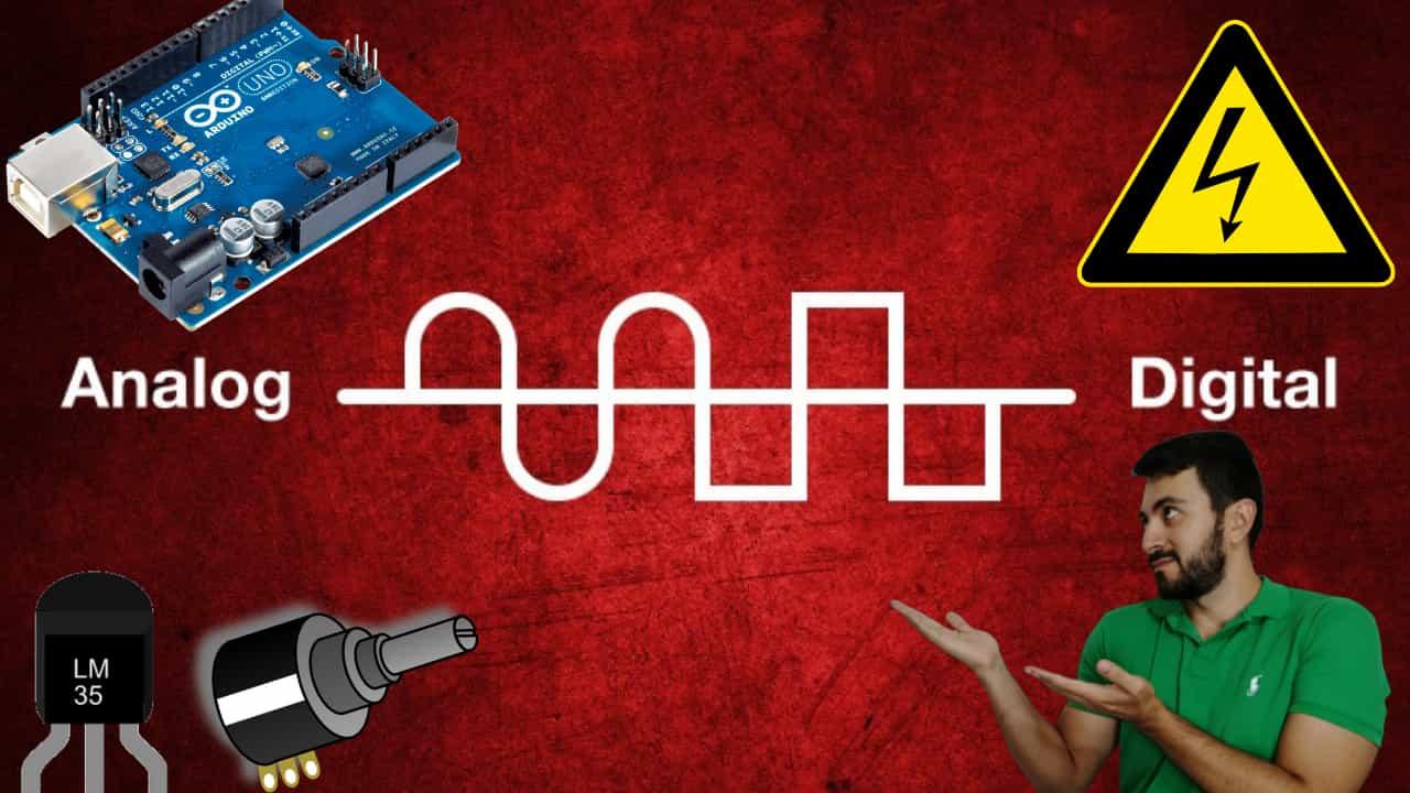 Que significa adc en arduino?