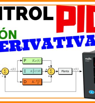 Acción Derivativa control PID