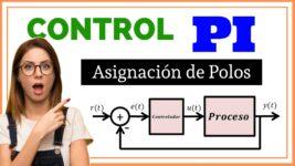 Control PI por Asignación de Polos
