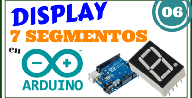 Display de 7 Segmentos Arduino