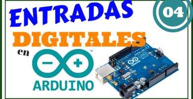 Entradas Digitales en Arduino