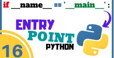 Entry Point Python
