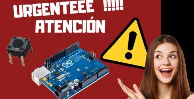 Interrupción con Arduino