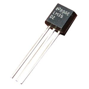 Termometro Semiconductor LM35