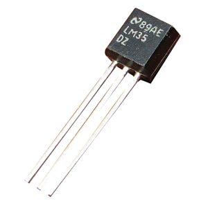 Termometro Semiconductor LM35