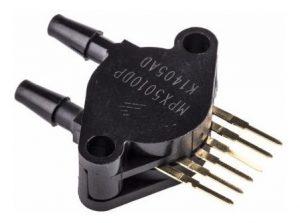MPX5010DP con Arduino