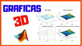 Graficar en MATLAB 3D