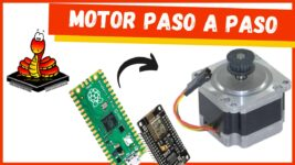 Motor Paso a Paso MicroPython