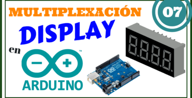 Multiplexación Display de 7 Segmentos con Arduino