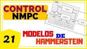 NMPC Usando Modelos de Hammerstein