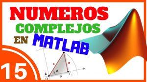 Numeros Complejos Matlab