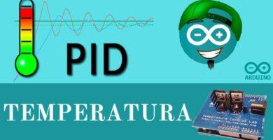 Control PID de Temperatura Arduino