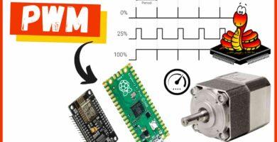 PWM MicroPython Raspberry Pi Pico