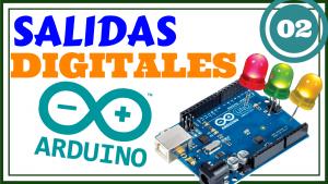 Salidas Digitales en Arduino