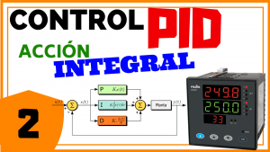 Acción Control integral