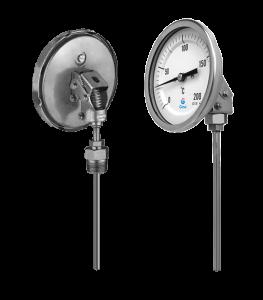 Termometro Bimetalico